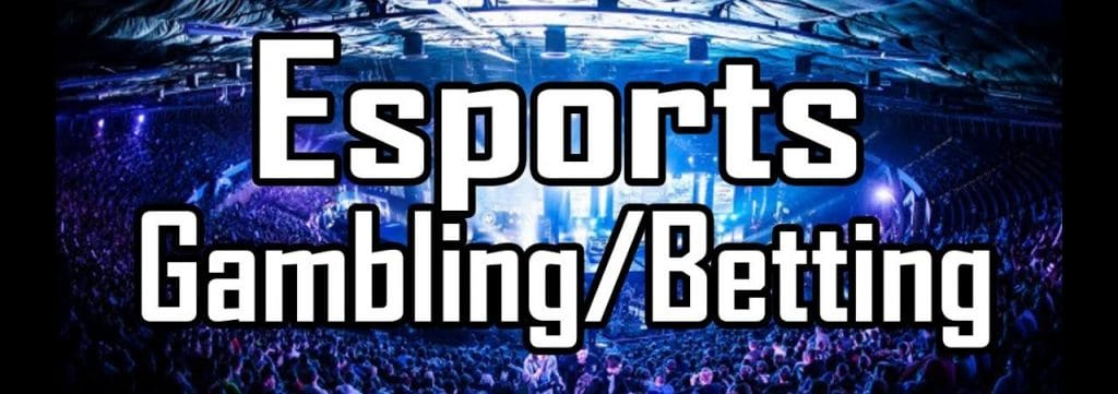 eSport online - Odds och betting på elektroniska sporter