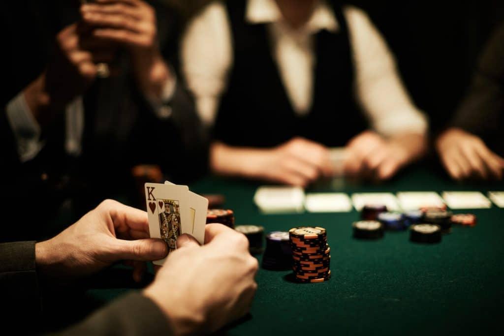 Live casino - Sociala casinospel på nätet