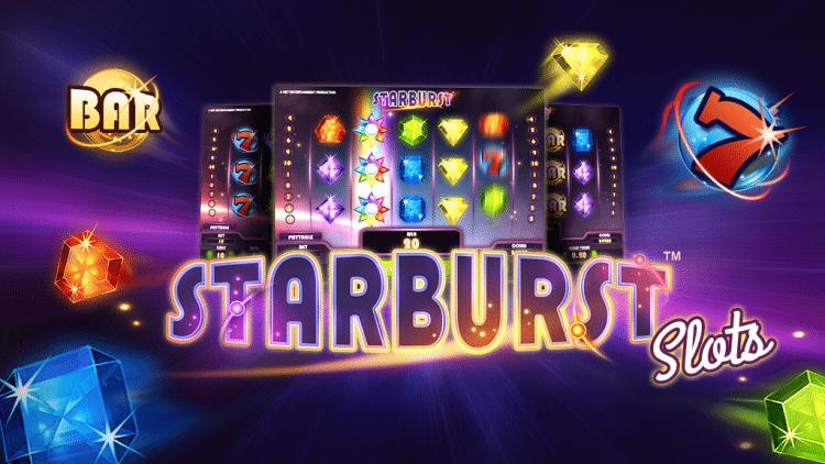Starburst - Mega populär videoslot från NetEnt