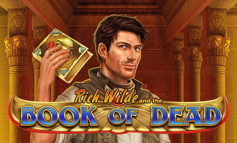 Book of Dead - Klassisk slot från Play'n GO