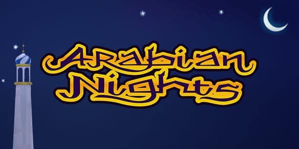 Arabian Nights - Mega jackpott från skaparna av Mega Fortune