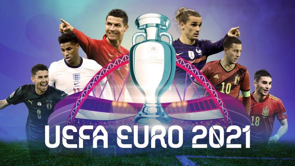 Här hittar du spelschemat för fotbolls EM 2021